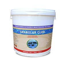 Cloro granulare 10 kg