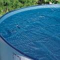 Copertura estiva tonda per piscina diametro  240
