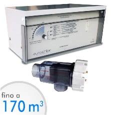 Elettrolisi del sale Autochlor RP fino a 170 mc acqua