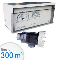 Elettrolisi del sale Autochlor RP fino a 300 mc acqua