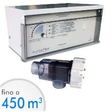 Elettrolisi del sale Autochlor RP fino a 450 mc acqua