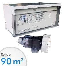 Elettrolisi del sale Autochlor RP fino a 90 mc acqua