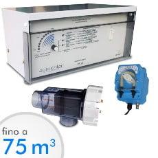 Elettrolisi del sale Autochlor RP-PH fino a 75 mc acqua