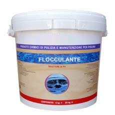 Flocculante 5 Kg in pastiglie da 100 g