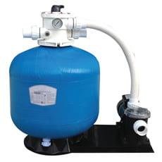 Monoblocco filtrante per piscina SILVER 400