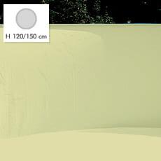 Liner per piscina SKYBLUE RELAX - Forma circolare - Colore sabbia