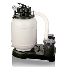 Sistema di filtrazione a monoblocco GRE 3 mc/h