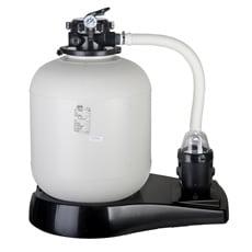 Sistema di filtrazione a monoblocco GRE 8 mc/h