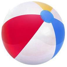 Pallone gonfiabile Spicchi