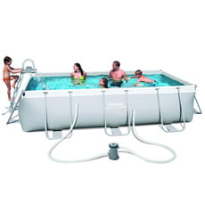 Piscina fuoriterra Bestway POWER STEEL 488 - h 122 cm