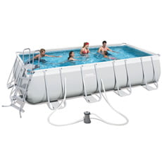 Piscina fuori terra Bestway 56465 POWER STEEL 549x274 cm - h. 122 cm