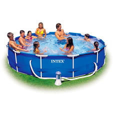 Piscina INTEX FRAME 366 - h 76 cm