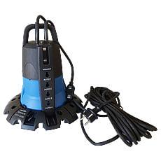 Pompa sommersa STAR 3000 per coperture invernali piscina
