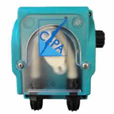 Pompa dosaggio essenze bassa pressione