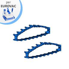 Cingoli grandi blu per Robot piscina EUROVAC