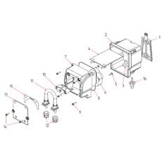 Ricambi per Pompa Dosaggio PH Elettrolisi Autochlor