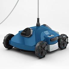 Robot per piscina automatico per fondo AQUABOT