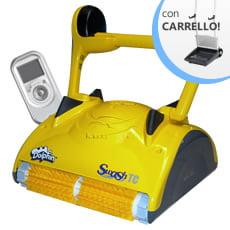 3. Robot per piscina automatico DOLPHIN SWASH TC CON TELECOMANDO - Maytronics