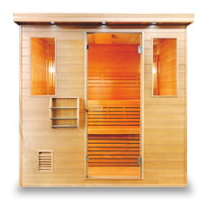 Sauna finlandese Jasmine 4 posti