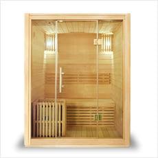 Sauna finlandese Medea 2 posti