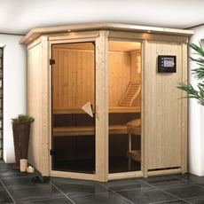 Sauna finlandese in legno nordico Fedora 1
