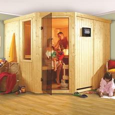 Sauna finlandese Felicia 68 mm