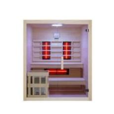 Sauna multifunzione finlandese e infrarossi Bea 150