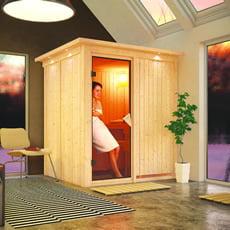 Sauna finlandese Giacinta 68 mm