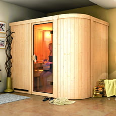Sauna finlandese Tania 4 - 68 mm