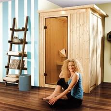 Sauna finlandese Lena