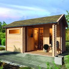 Sauna giardino Garden 4