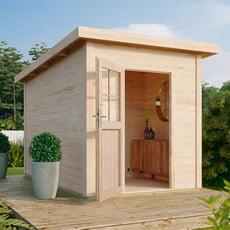 Sauna finlandese da giardino Tania
