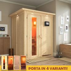 Sauna finlandese Rina