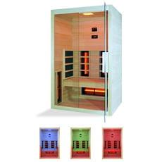 Sauna infrarossi 2 posti Pami 1