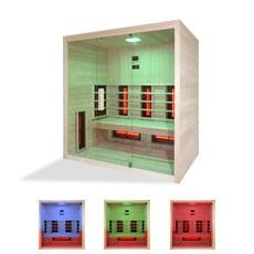 Sauna infrarossi Pami 4