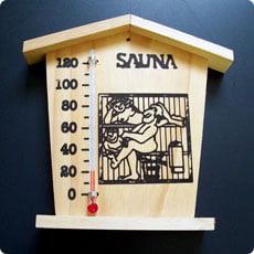 Termometro in legno per cabina ultimo pezzo piscine italia for Pulitore di cabina