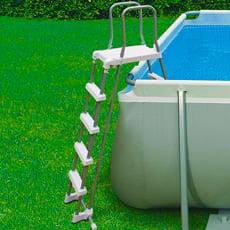 Scalette per piscina fuori terra piscine giardino piscine italia - Scaletta per piscina fuori terra ...