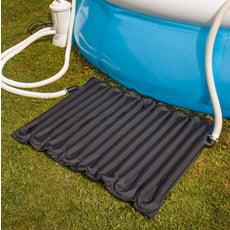 Pannelli solari per piscina piscine italia - Polistirolo sotto la piscina fuori terra ...