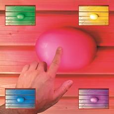 Lampada touch multicolor