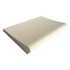 Bordatura SAINT TROPEZ color Sabbia, sezione dritta