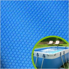 Copertura estiva per piscine tubolari LAGUNA BASIC 100/125