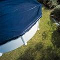 Copertura invernale tonda per piscina 300, diametro 360 cm