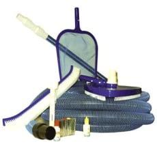 Kit di pulizia per piscine modello Standard