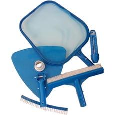 Kit di pulizia per piscine modello Four
