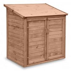 Locale tecnico in legno