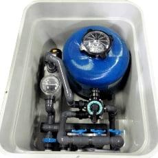 Il filtro piscina filtro piscina - Locale tecnico piscina ...