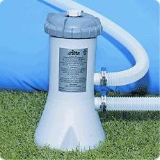 Piscineitalia monoblocco filtrante intex l h for Pompe per piscine fuori terra intex