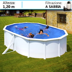 Piscine italia vendita piscine fuori terra e interrate for Piscine 3x5