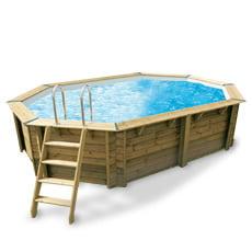 piscineitalia piscine fuori terra in legno ottagonali