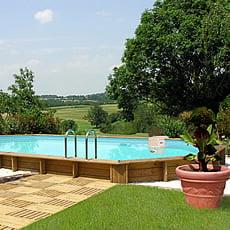 Piscineitalia piscina fuori terra in legno jardin 727 for Ahuyentar ratas jardin